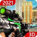 3D真实感狙击手模拟器手游