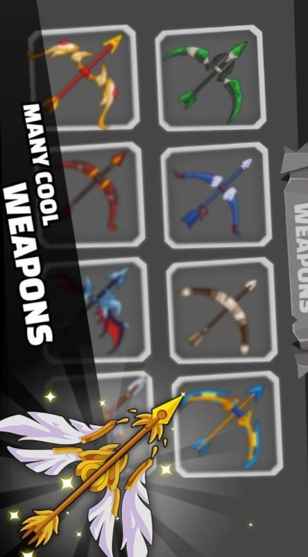火柴人战争弓箭无限钻石版