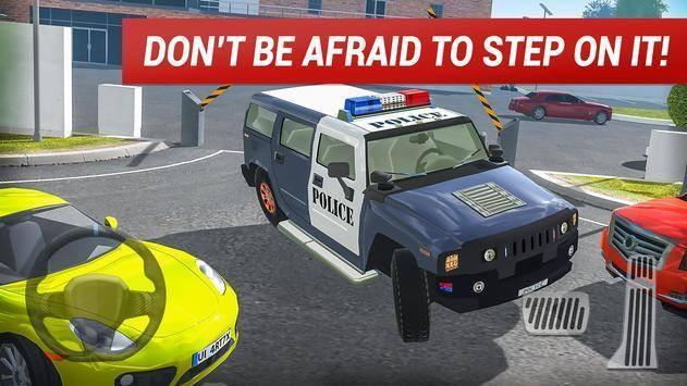城市驾驶停车模拟器手游下载