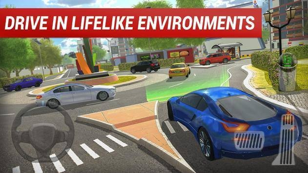 城市驾驶停车模拟器手游手机正式版安卓版