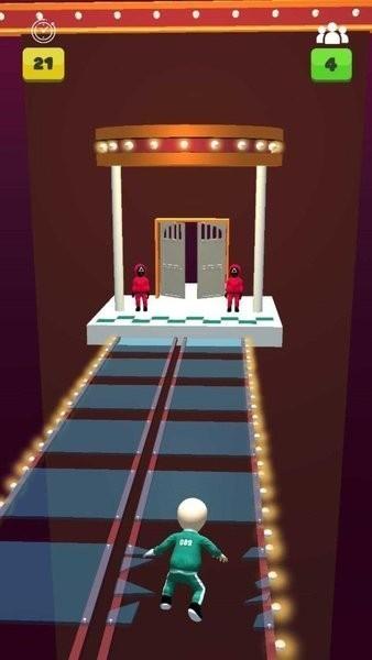 鱿鱼游戏玻璃桥安卓版下载
