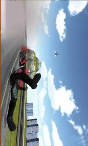 武装直升机追击