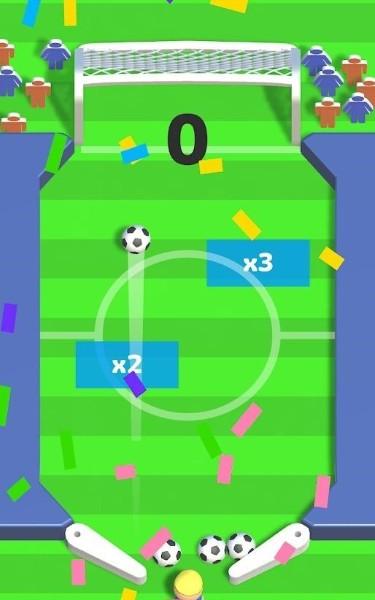 弹球射门游戏最新版下载