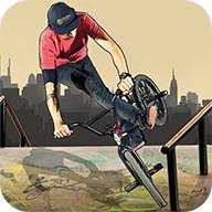 bmx疯狂自行车 官方最新版