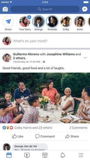 脸书app下载