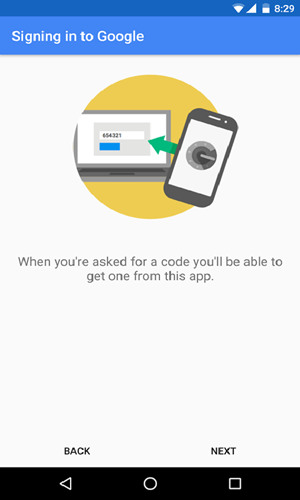 Google身份验证器app最新版官方下载