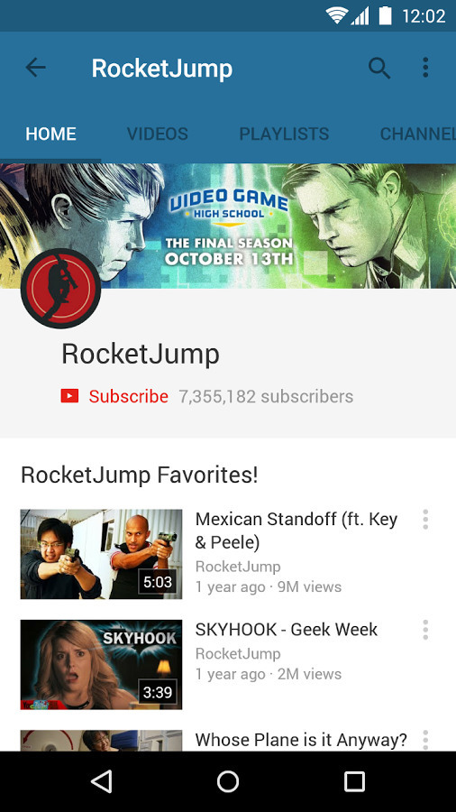 YouTube官方安卓版下载