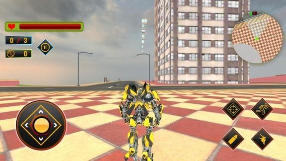 机器人疯狂打击下载v1.1