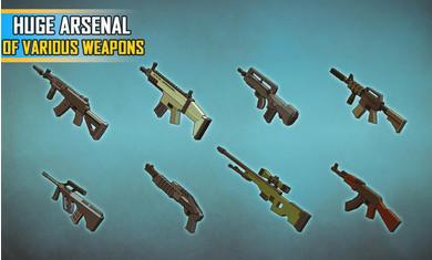 枪和像素3d打击中文版