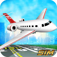 模拟飞机驾驶器游戏下载