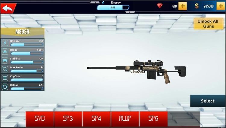 狙击手3D城市救星官方版下载