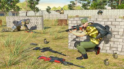 狙击手战争射击LAC手机中文版下载