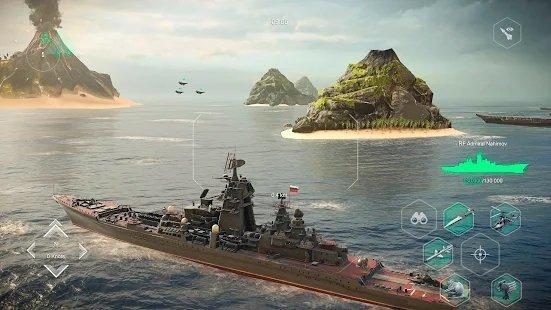 现代战舰ModernWarships手游官网最新版破解版无限金币钻石