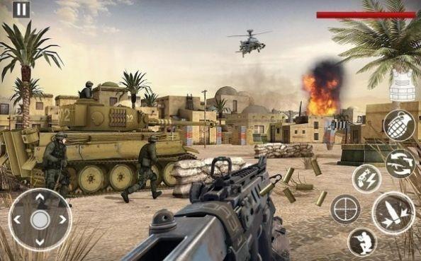 陆军英雄射击单机汉化版下载