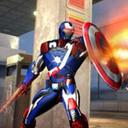 飞行机器人英雄