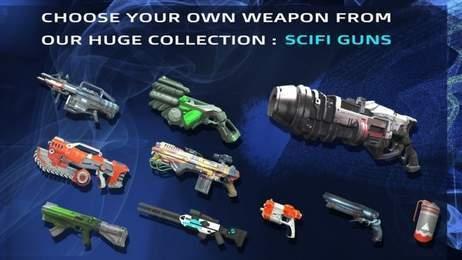 枪炮与相机3D下载