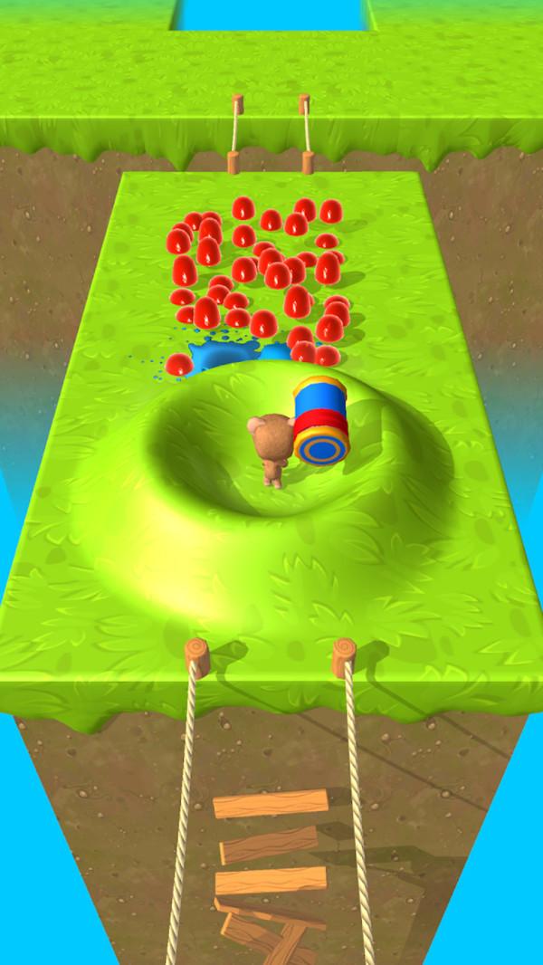 泰迪熊果冻消游戏最新版下载