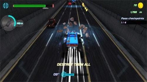 2021新出版高速赛车游戏下载