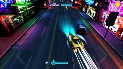 高速赛车游戏华为版