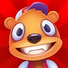 疯狂玩具熊中文破解版
