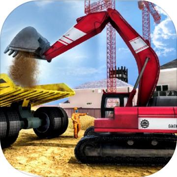 挖掘机模拟器
