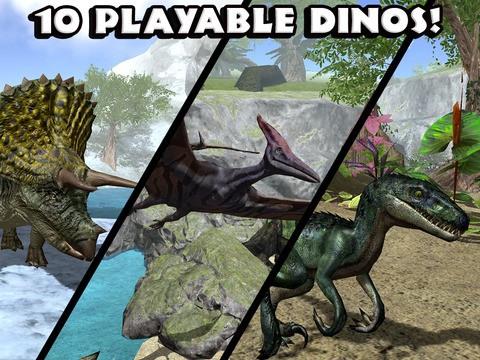 终极恐龙模拟器满级破解版下载