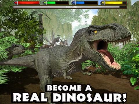 极恐龙模拟器解锁全部恐龙下载