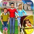 虚拟家庭快乐生活