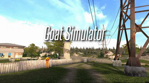山羊模拟器游戏下载