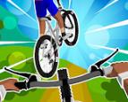疯狂自行车极限骑行无广告版