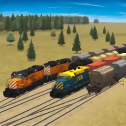 火车和铁路货场模拟器下载