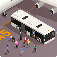 机场城市破解版无限绿票