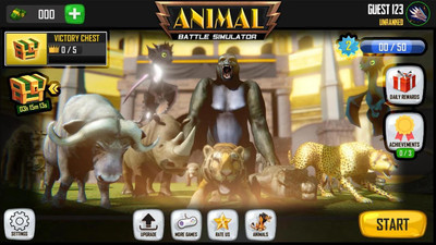 动物战斗模拟器下载中文版