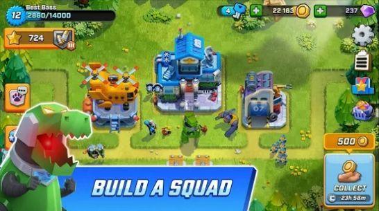 进击军团游戏iOS版下载