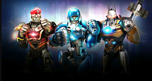 铁甲钢拳正版游戏手机版下载