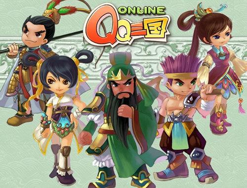 qq三国单机版下载