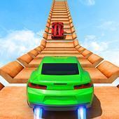 新的疯狂斜坡汽车