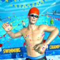 水上游泳池特技比赛 3.4.6休闲版