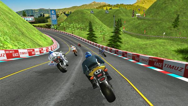 摩托车竞技比拼手游下载