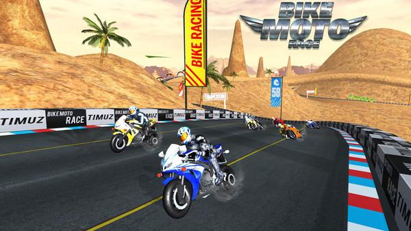 摩托车竞技比拼游戏安卓版