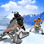 雪地摩托车赛手游