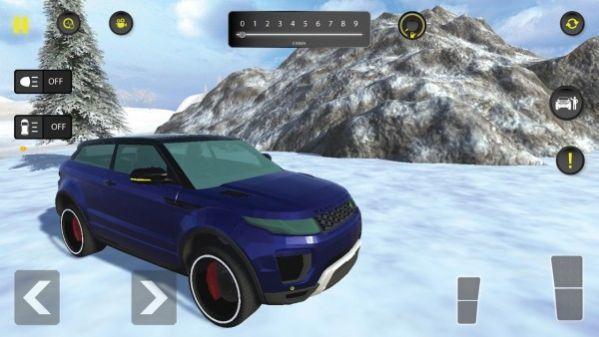 吉普车疯狂越野游戏手机版下载