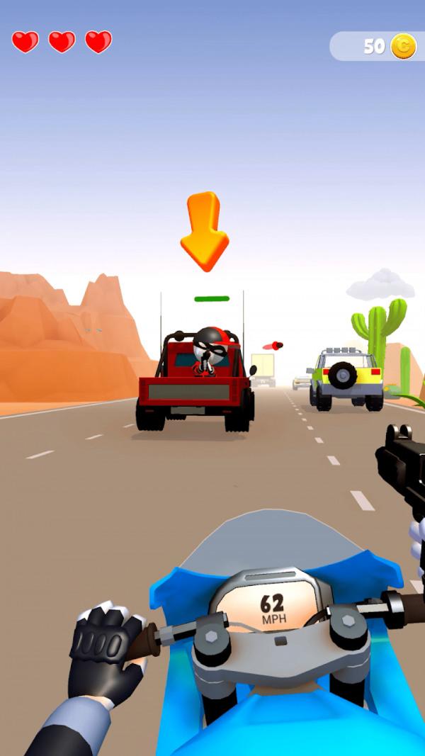 摩托车枪手安卓版下载