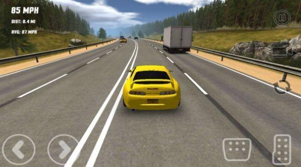 顶级公路跑车特技最新版下载