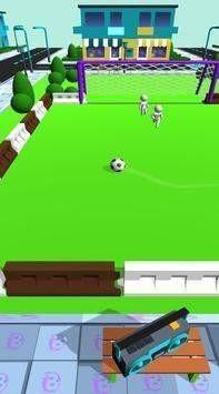 疯狂足球踢3D游戏下载