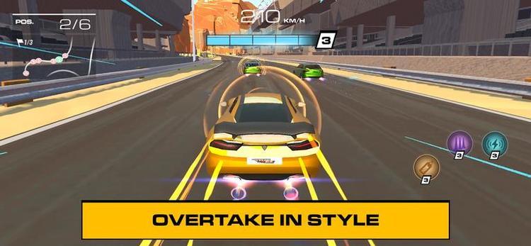 赛车冲突游戏下载
