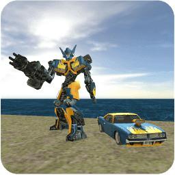 微型汽车机器人手游