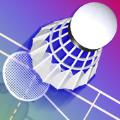 羽毛球3D打击游戏