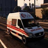 急诊室救护车