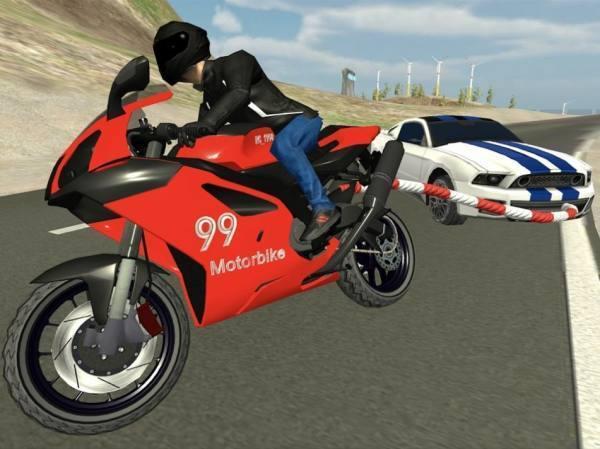 链式摩托车新种族安卓版下载